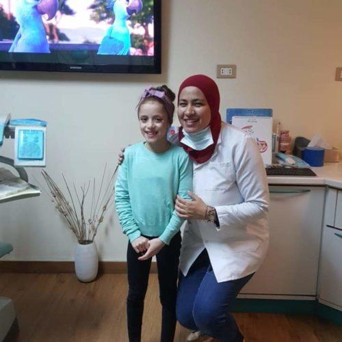 Children Dental Section