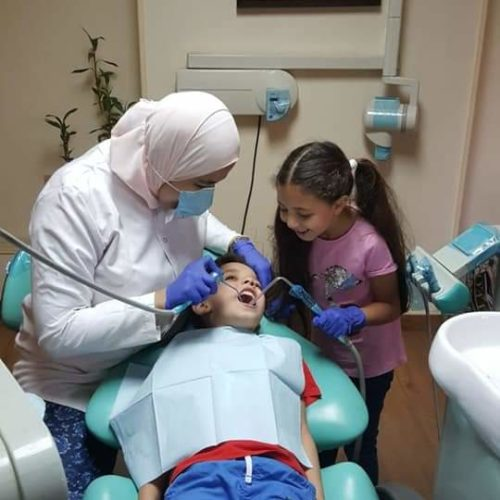 Children Dental Section